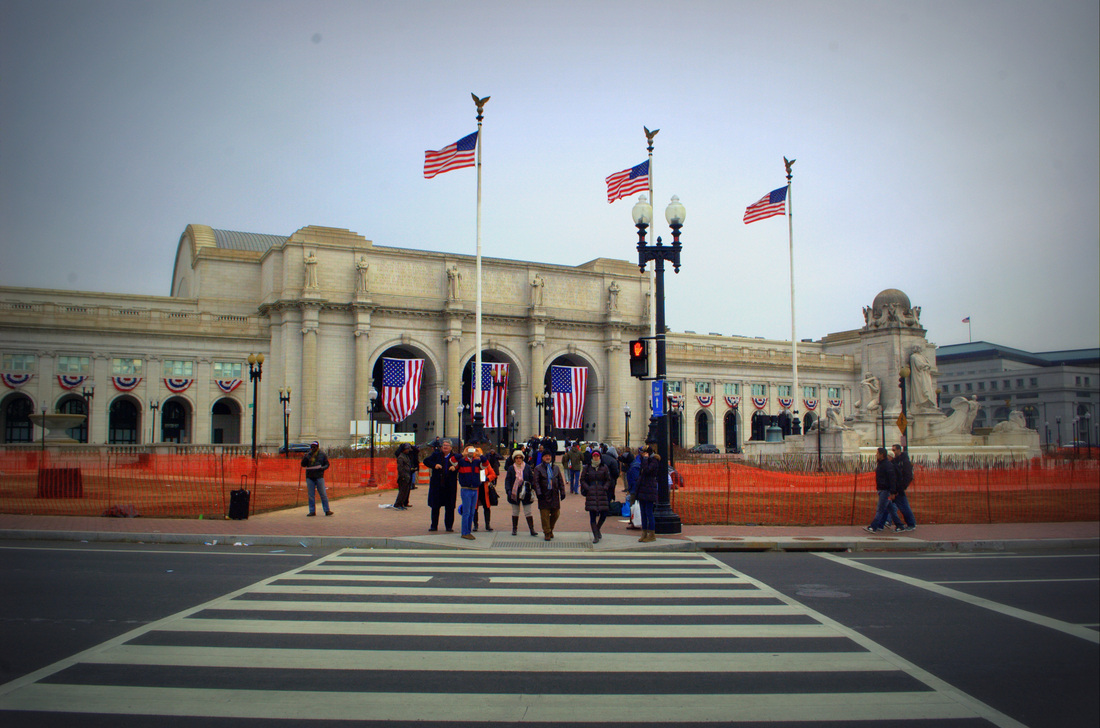 how to get to mount vernon from union station